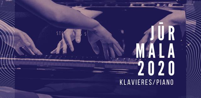 """Starptautiskais akadēmiskās mūzikas konkurss Jūrmala 2020 / International Academic Music Competition """"Jurmala 2020"""""""
