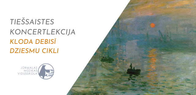 Koncertlekcija - ar dziedātājas Marijas Elizabetes Sīgeres (Francija) un pianista Toms Ostrovskis (Latvija) piedalīšanos