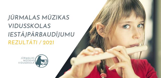 2021./2022. mācību gada uzņemšanas iestājpārbaudījumu rezultāti