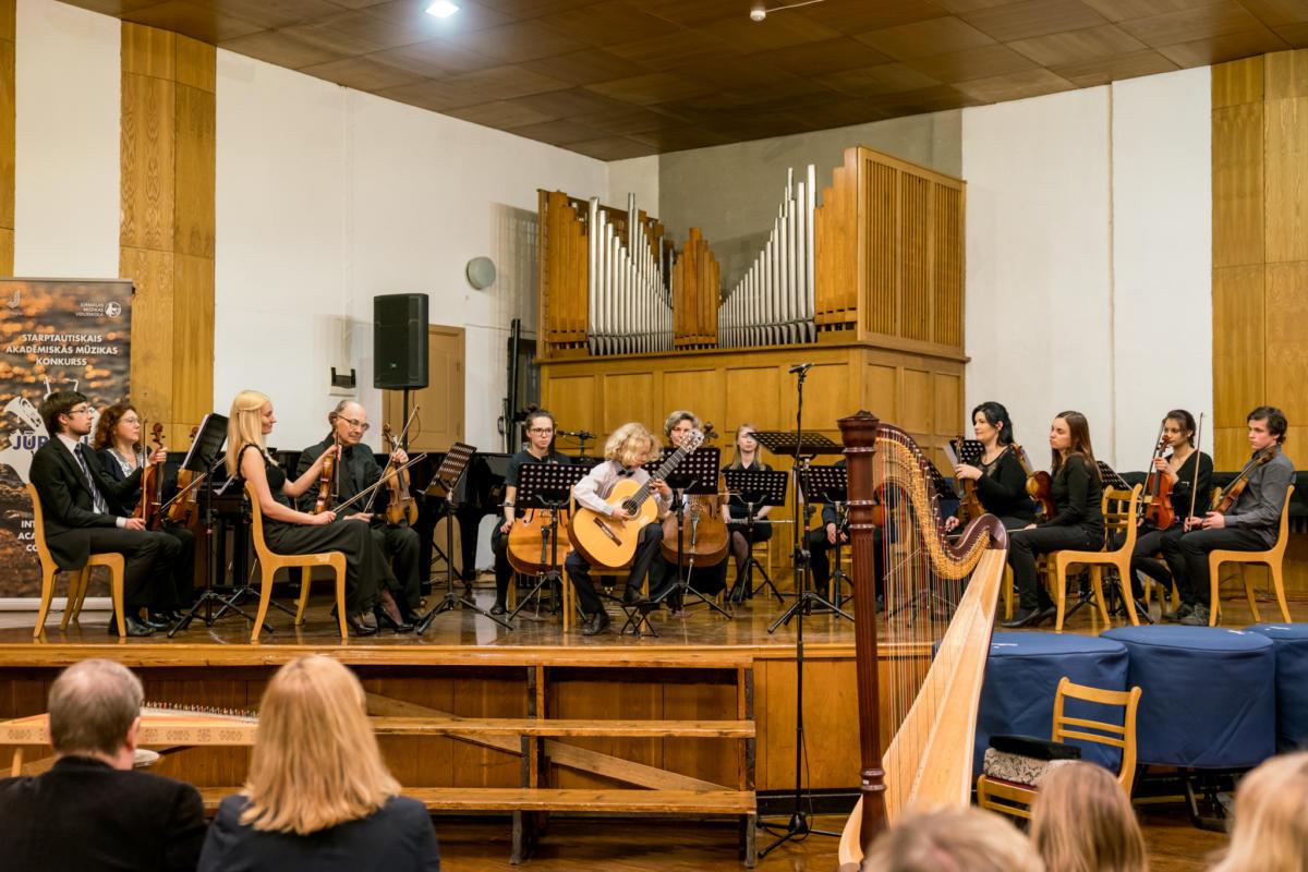 Starptautiskais akademiskas muzikas koncerts Jurmalas muzikas skola-12