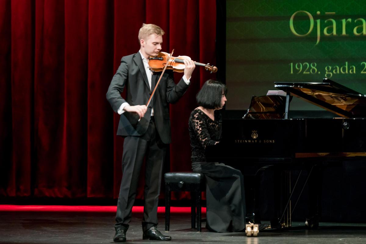 Ojaram Kalninam 90 koncerts DZK-13