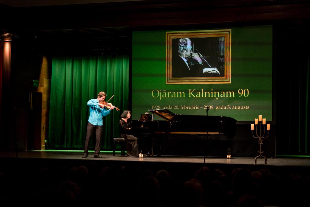 Ojaram Kalninam 90 koncerts DZK-14