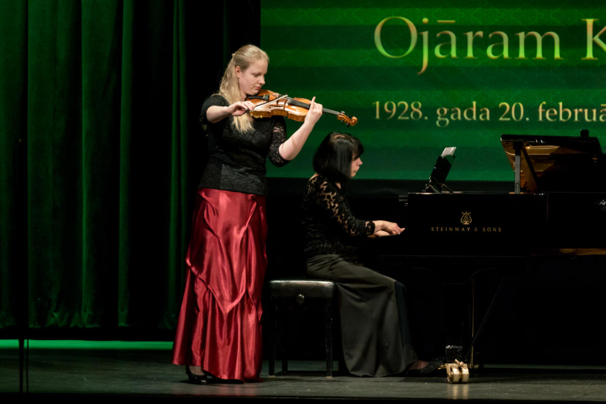 Ojaram Kalninam 90 koncerts DZK-17