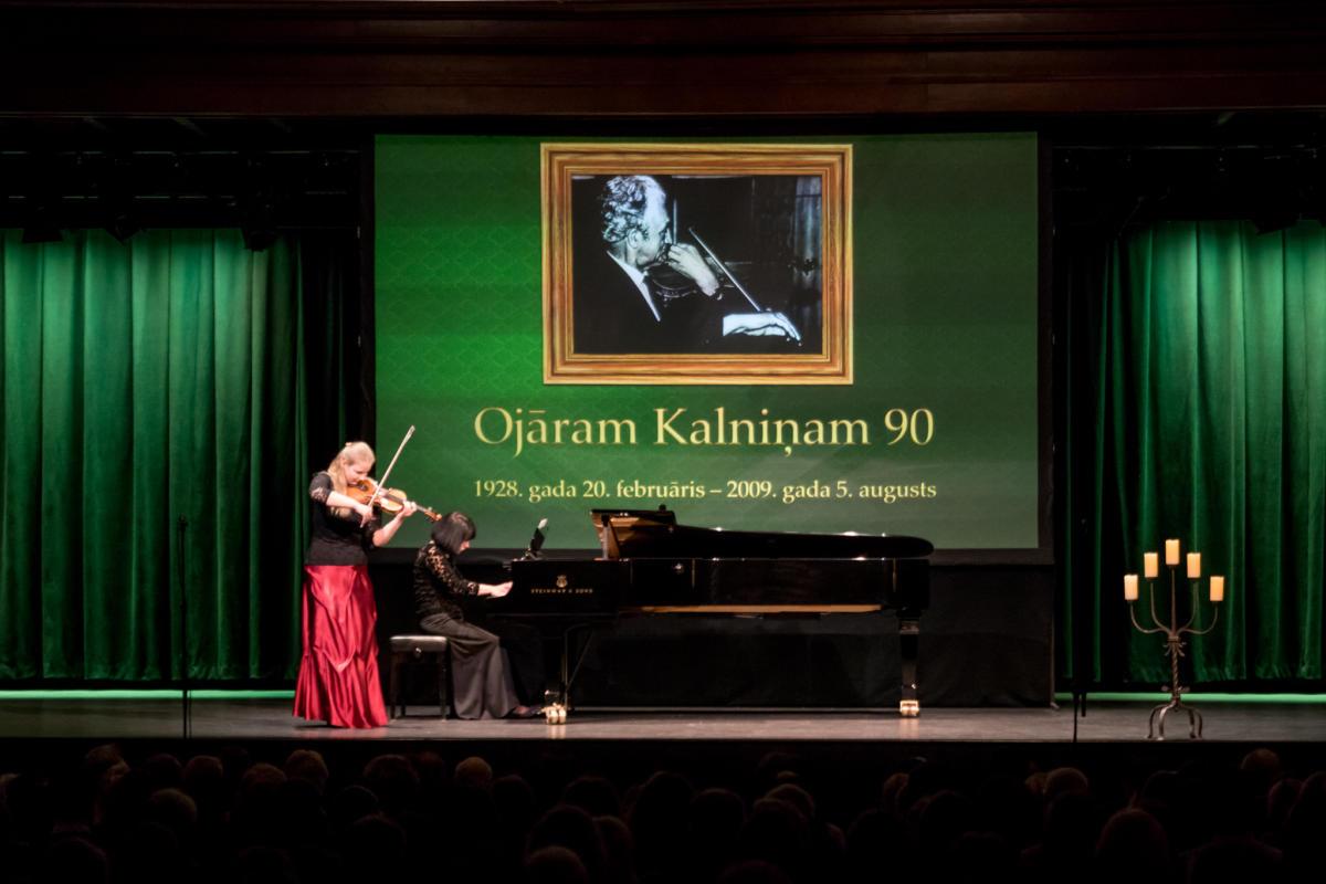 Ojaram Kalninam 90 koncerts DZK-18
