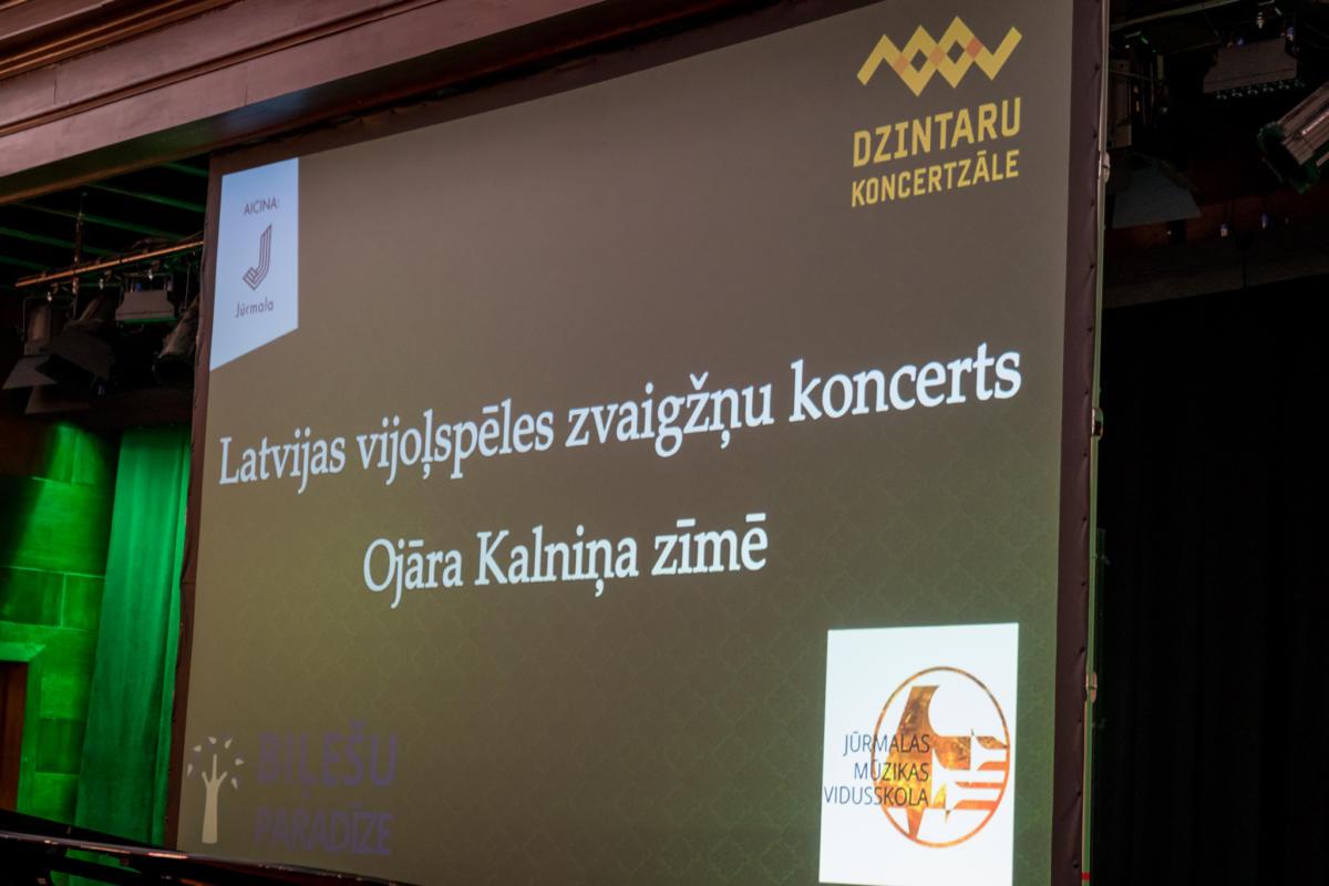 Ojaram Kalninam 90 koncerts DZK-2