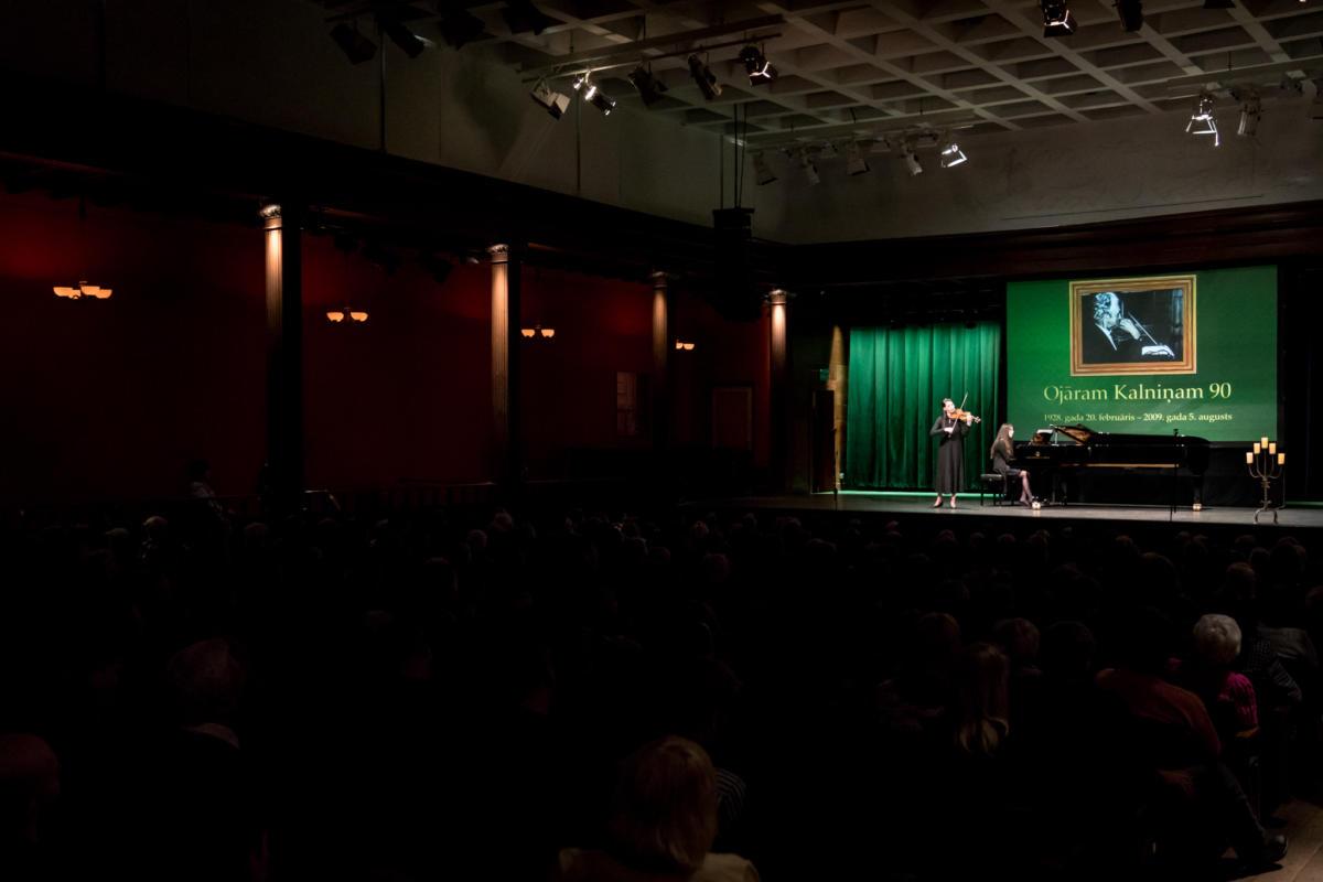 Ojaram Kalninam 90 koncerts DZK-20