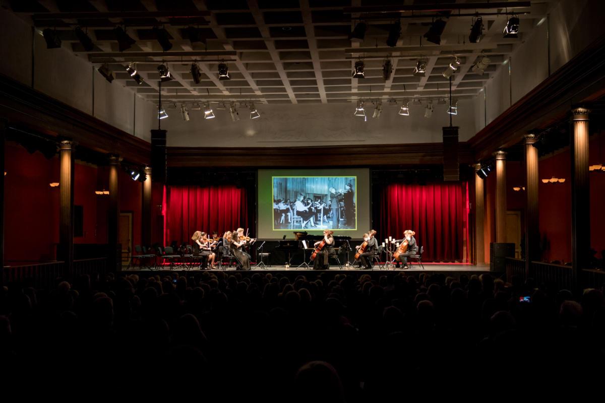Ojaram Kalninam 90 koncerts DZK-32
