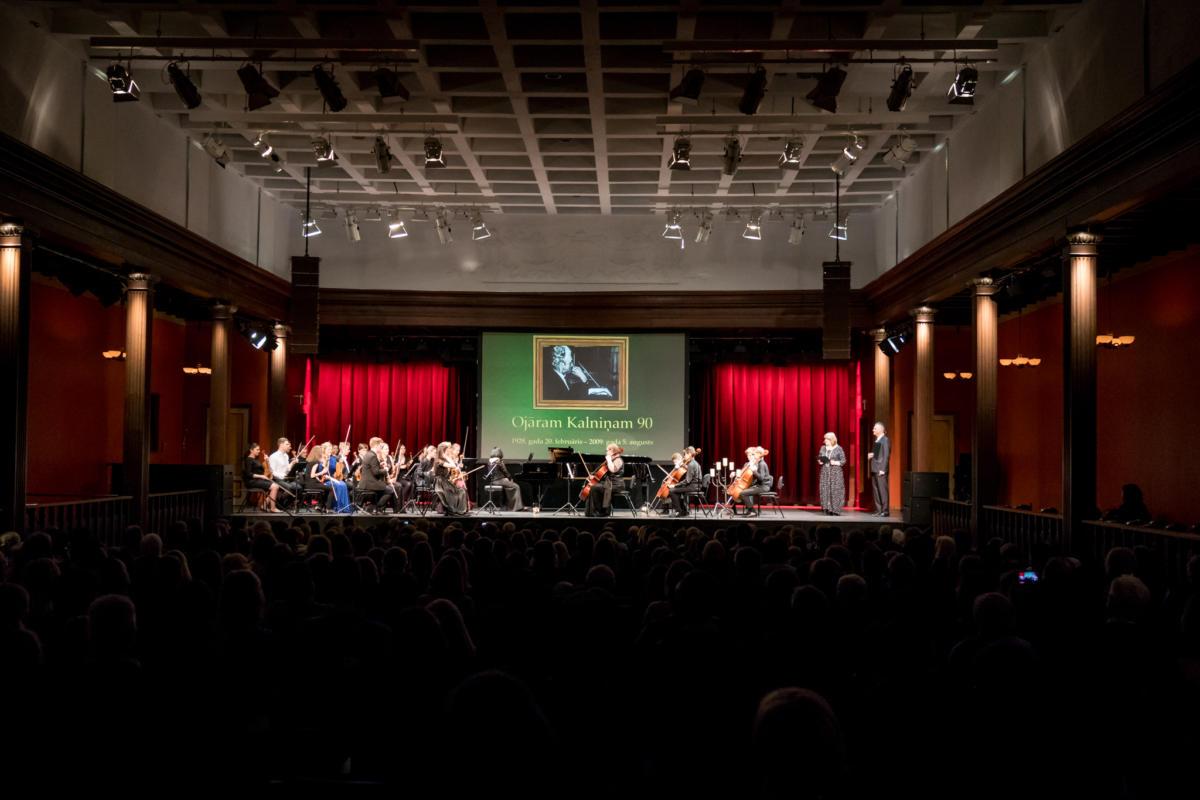 Ojaram Kalninam 90 koncerts DZK-37