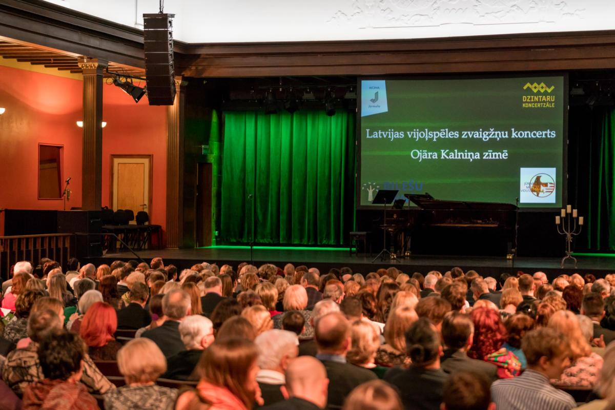 Ojaram Kalninam 90 koncerts DZK-4