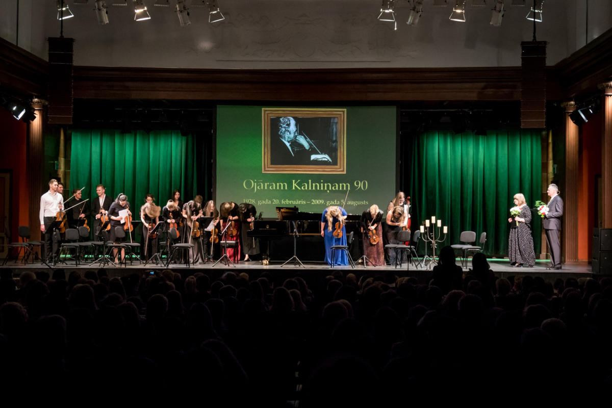 Ojaram Kalninam 90 koncerts DZK-43