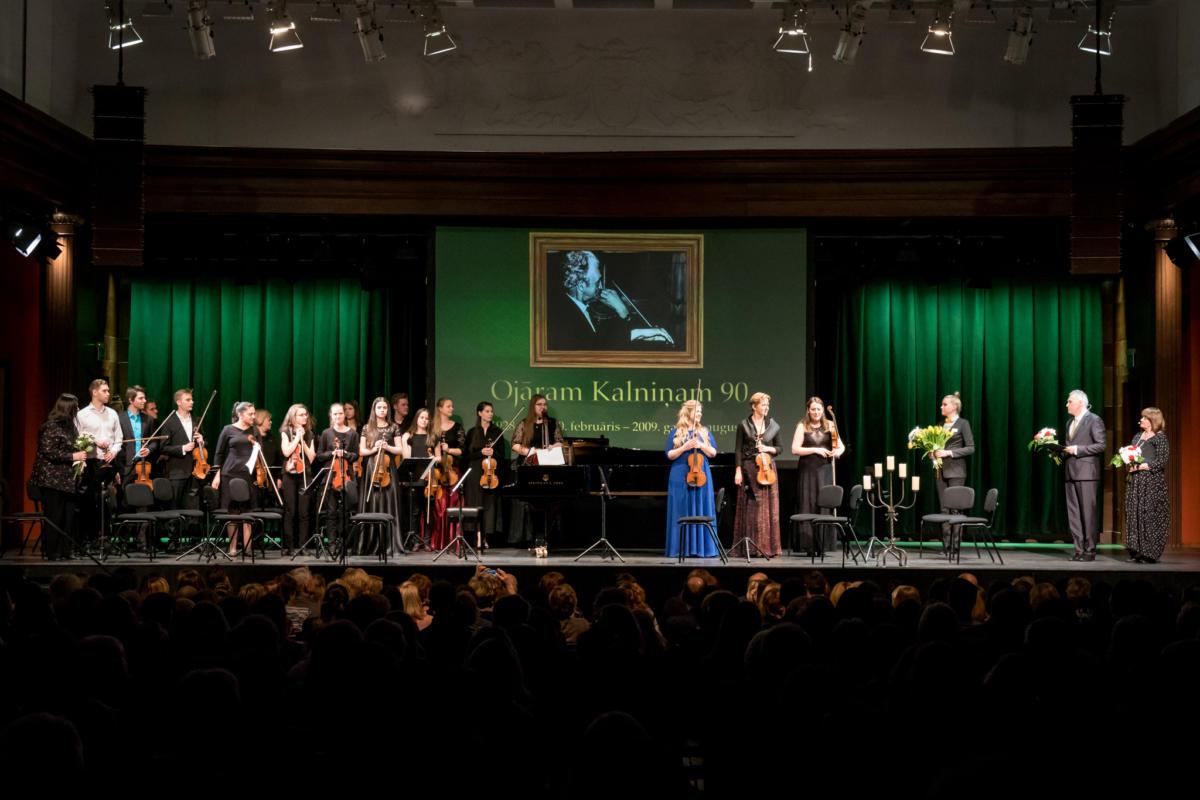 Ojaram Kalninam 90 koncerts DZK-44