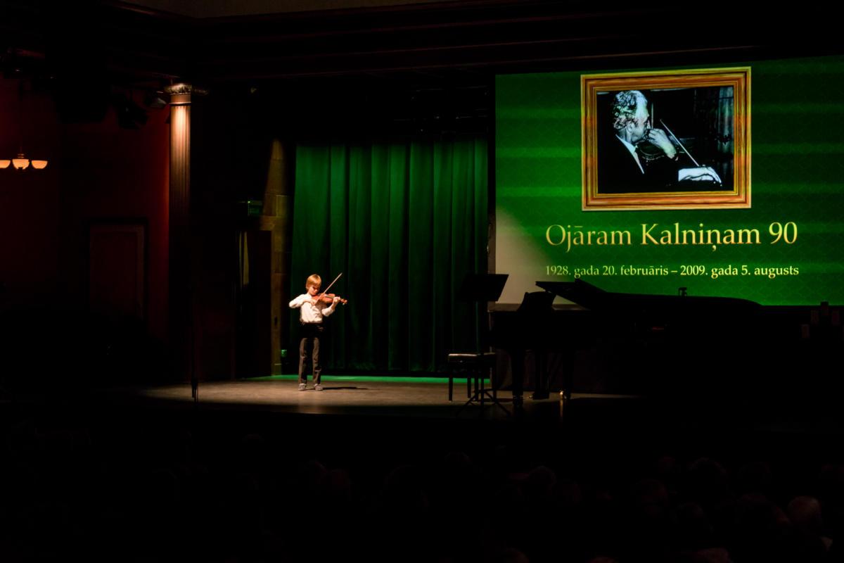 Ojaram Kalninam 90 koncerts DZK-5