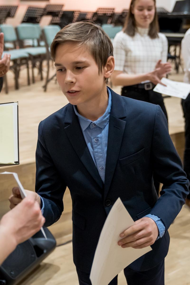Konkursa apbalvosana Jurmalas Muzikas vidusskola-21