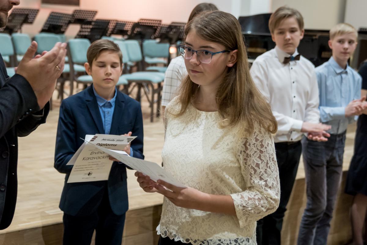Konkursa apbalvosana Jurmalas Muzikas vidusskola-22
