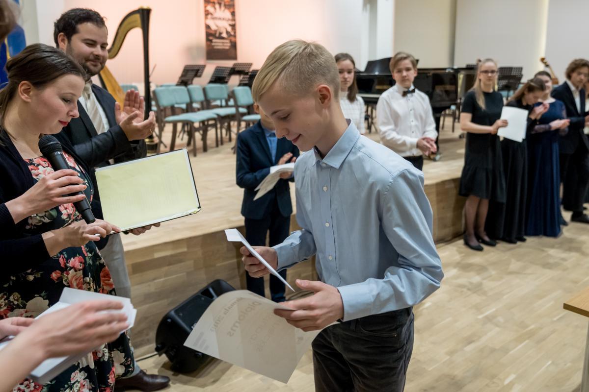 Konkursa apbalvosana Jurmalas Muzikas vidusskola-23