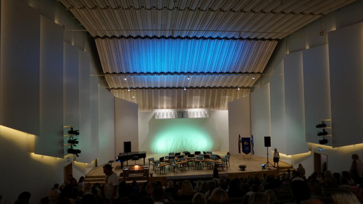 Mācību gada atklāšanas koncerts 2019