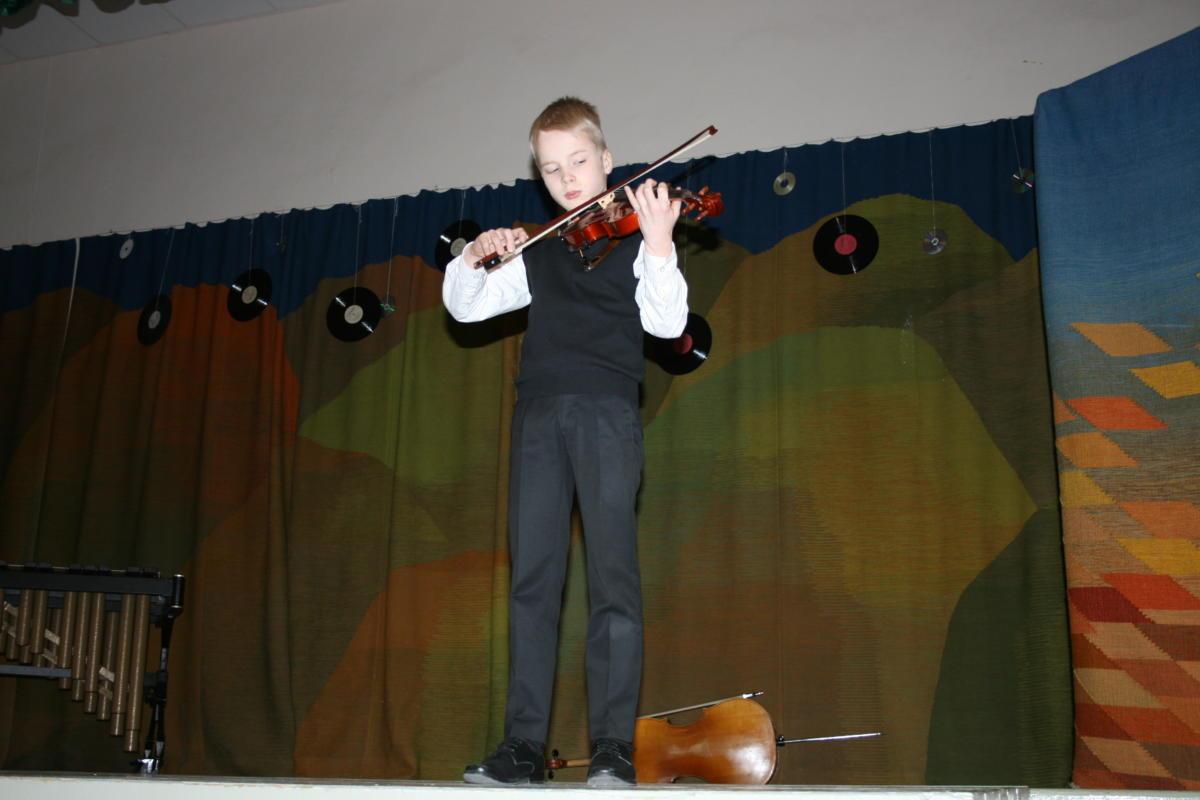 Skolas prezentācijas koncerti Jūrmalas pilsētas izglītības iestāžu bērniem