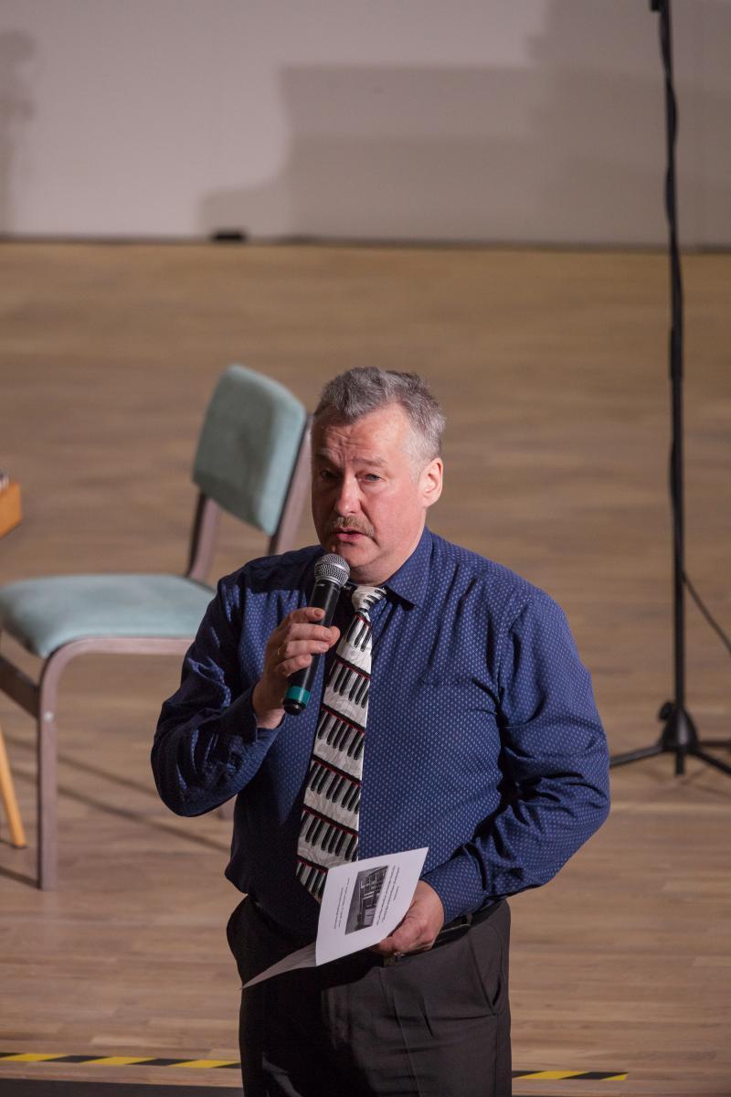 Mūzikas skolu pedagogu festivāls Artis Veigurs